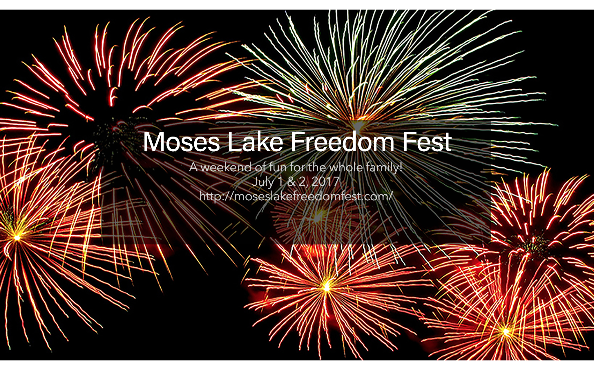 MOSES LAKE FREEDOM FEST